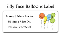 Birthday Balloon Invitations