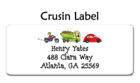 Cruisin Bag Tag