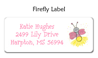 Firefly Address Label