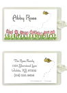 Tulips Address Labels