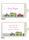 Cruisin Address Labels