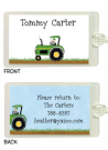 Hayride Photo Card Invitation