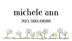 Michele's White Daisies Invitations