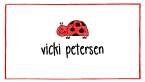 Ladybug Family Twins Stationery