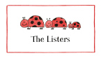 Ladybug Family Of 3 Stationery
