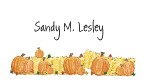 Pumpkin Bunch Personal Calling Cards