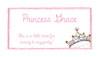 Princess Crown Baby Bib