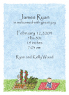Garden Baby Boy Shower Baby Shower Invites