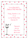 Piano Invitations