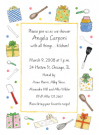 Kitchen Party Invitations