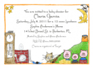 Nursery Rhyme Invitation
