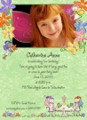 Fairy Photo Invitations