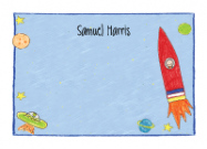 Spaceship Address Labels