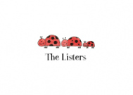 Ladybug Family Of 3 Stationery Envelope