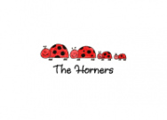 Ladybug Family Of 4 Personal Calling Cards