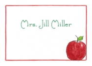 Red Apple Stationery
