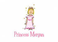 Princess Crown Party Banner