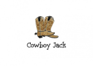 Cowboy Boots Thank You Note