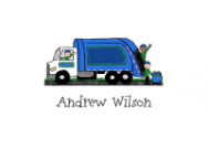 Garbage Truck Stationery