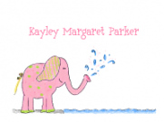 Pink Elephant Stationery