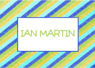 Personalized Stationery Envelopes