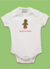 Baby's Gingerbread Man T-Shirt