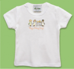 Girl's Boy's & Girl's Pottery Party T-Shirt