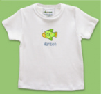 Boy's Ocean Friends T-Shirt