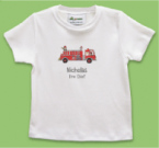 Boy's Firefighter T-Shirt