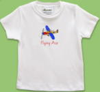 Airplane Baby Bib