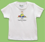 Girl's Big Sister T-Shirt