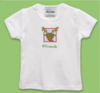 Girl's Reindeer T-Shirt