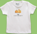Pumpkin Bunch Baby Bib