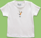 Girl's Swinging Girl T-Shirt