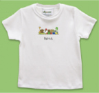 Girl's Stuffed Animals For Girls T-Shirt