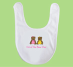 Girl's Two Girl Bears T-Shirt