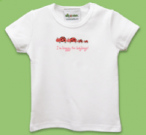 Ladybug Family Of 4 T-Shirt