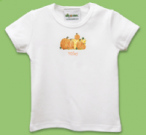 Boy's Pumpkin Bunch T-Shirt