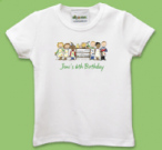 Girl's Pottery Party T-Shirt