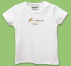 Baby's Yellow Bird T-Shirt