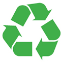 recyclingsymbol Happy Earth Day!