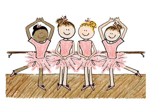 ballerinas Birthday Parties — Ballerinas
