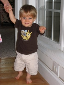 When will Corban walk 225x300 Today is Corbans 5th Birthday!