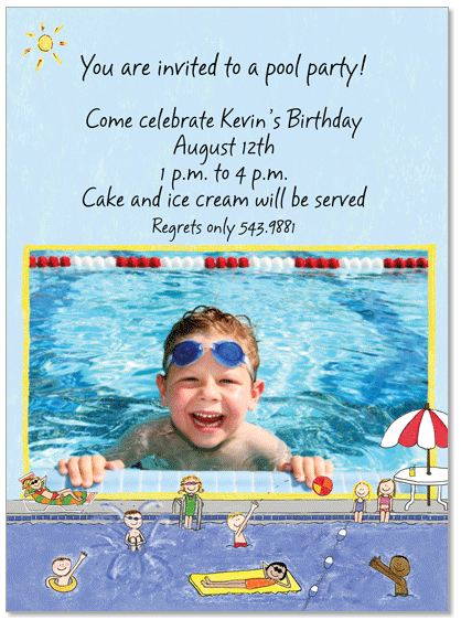Having A Pool Party Tips Tricks And Invitations Stationery Tips Stories And News